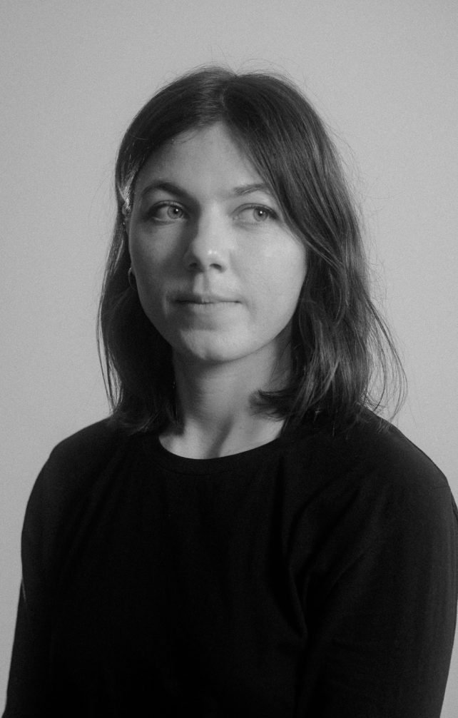 Katherine Koniecki - Production Manager, Wallop Film