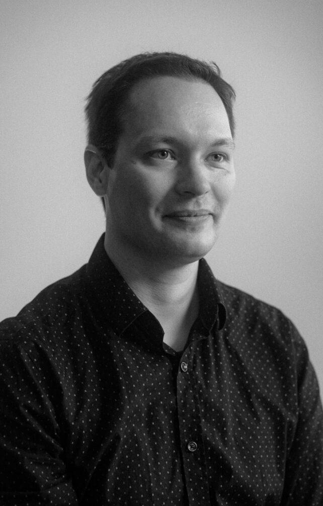 Nick Adkins - Developer